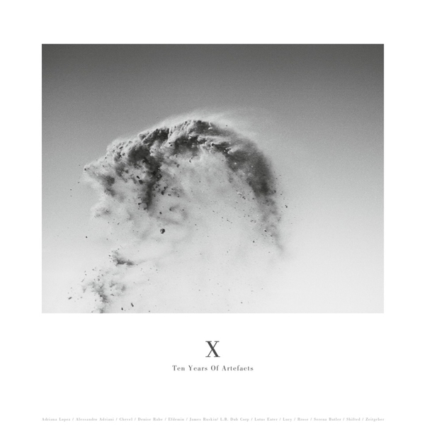 X artefacts art