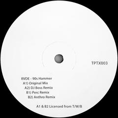 Tptx003 cover