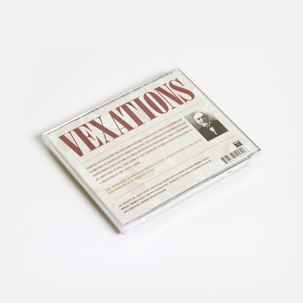 Vexations cd b