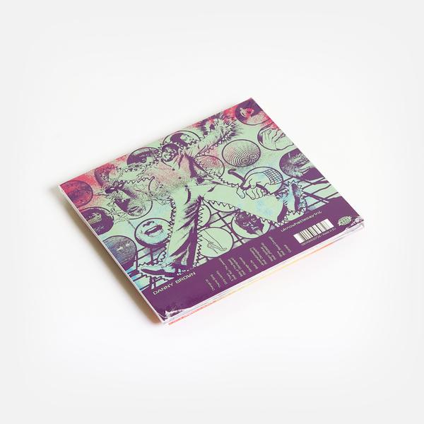 Dannybrown cd b