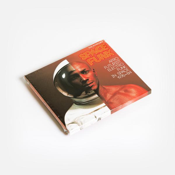 Spacefunk cd f