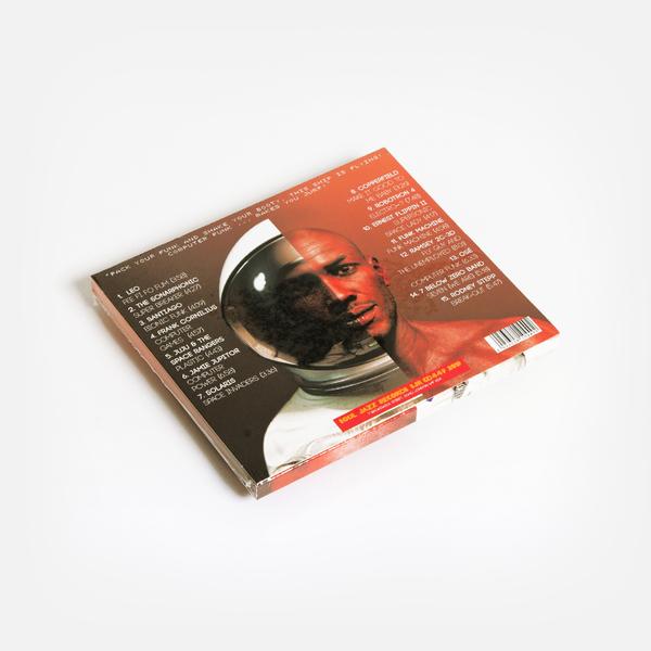 Spacefunk cd b