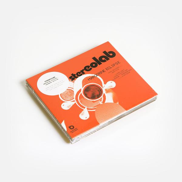 Stereolab cd f