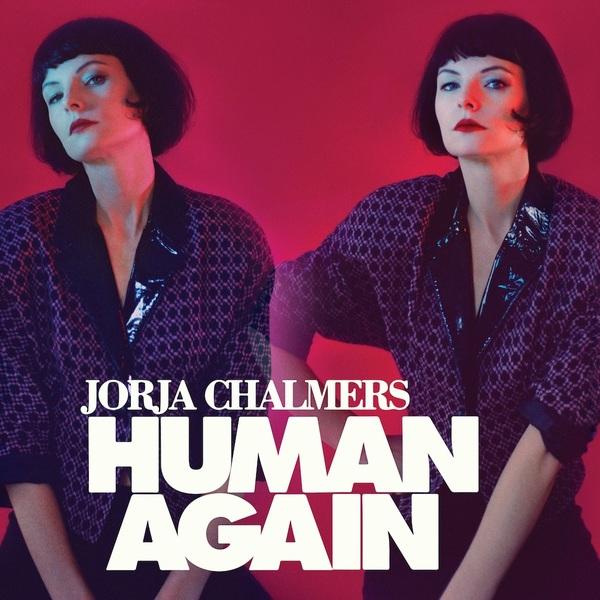 Jorja chalmers   human again   idib105cd