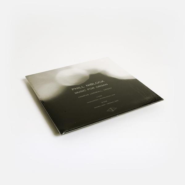 Phill niblock 2 vinyl