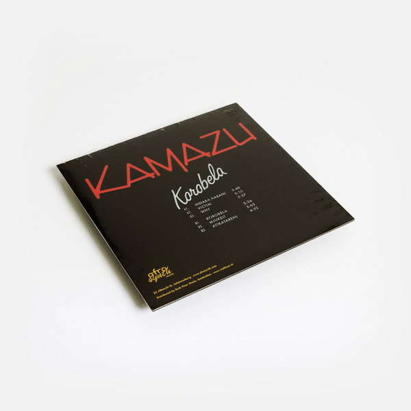 Kazumu b