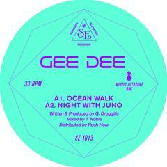 Se1013 gee dee a side label