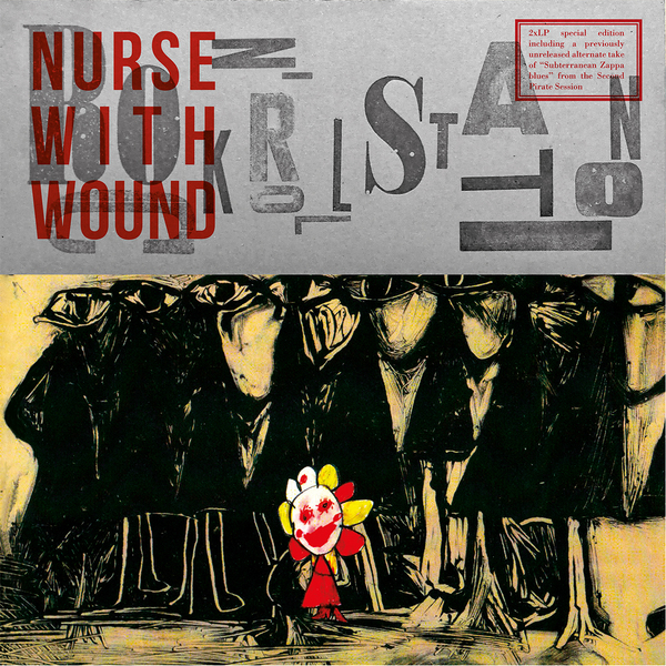 Nurse with wound   rock 'n' roll station