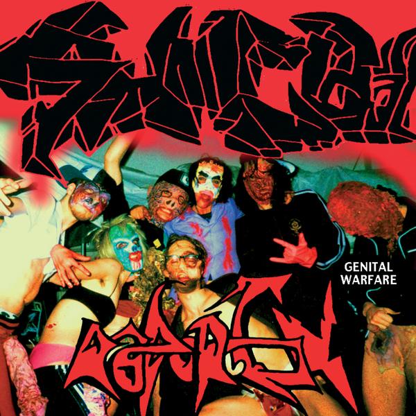 Suicidal rap orgy
