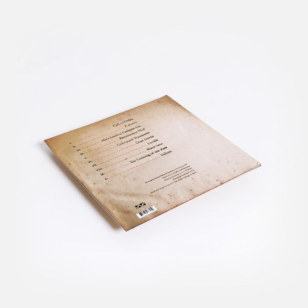 Oneiric vinyl 2