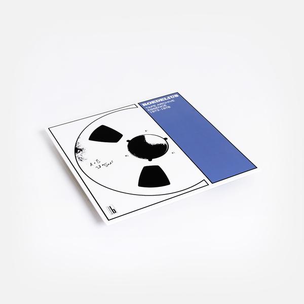 Roedelius vinyl 1