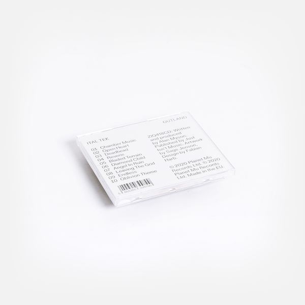 Ital tek cd 1