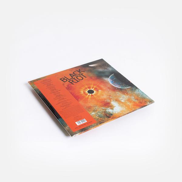 Black riot vinyl 4