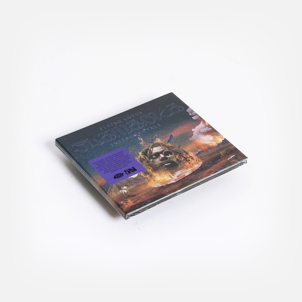 Flying lotus instrumentals cd 1