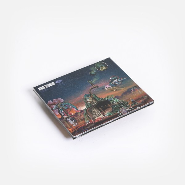 Flying lotus instrumentals cd 2