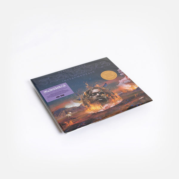Flying lotus instrumentals vinyl 1