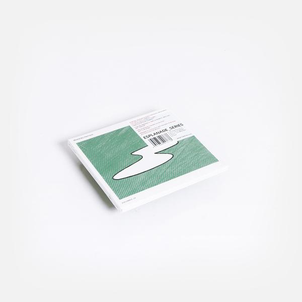 Motohiko hamase esplanade series3 notes of forestry cd 1