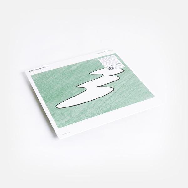 Motohiko hamase esplanade series3 notes of forestry vinyl 1