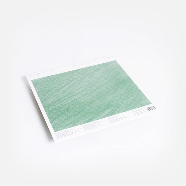 Motohiko hamase esplanade series3 notes of forestry vinyl 2