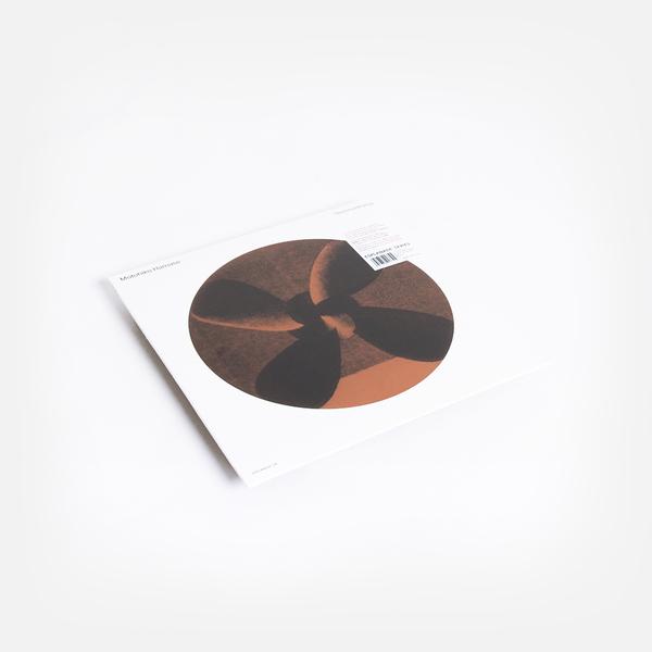 Motohiko hamase esplanade series4 technodrome vinyl 1