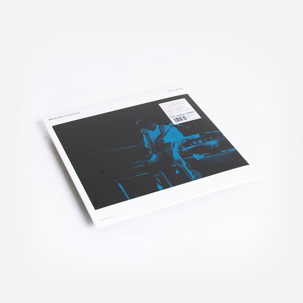 Motohiko hamase esplanade series5 anecdote vinyl 1