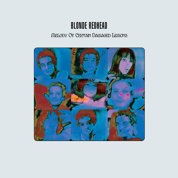 Blonde redhead   melody of certain damaged lemons %2820th anniversary edition%29 lp