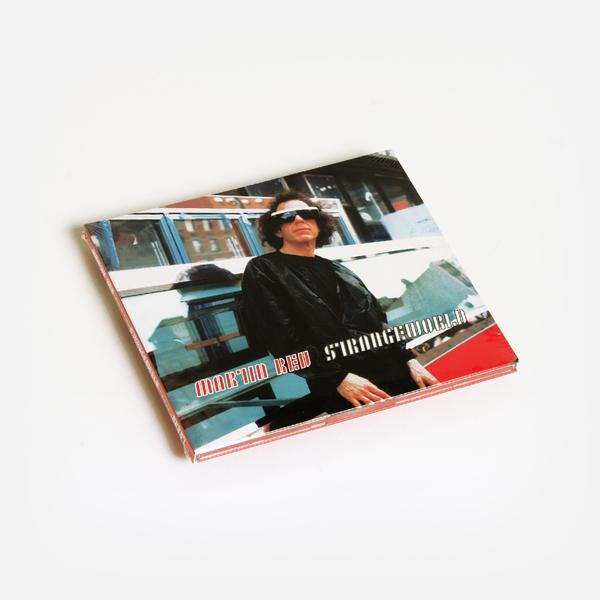 Strangewoeld cd f