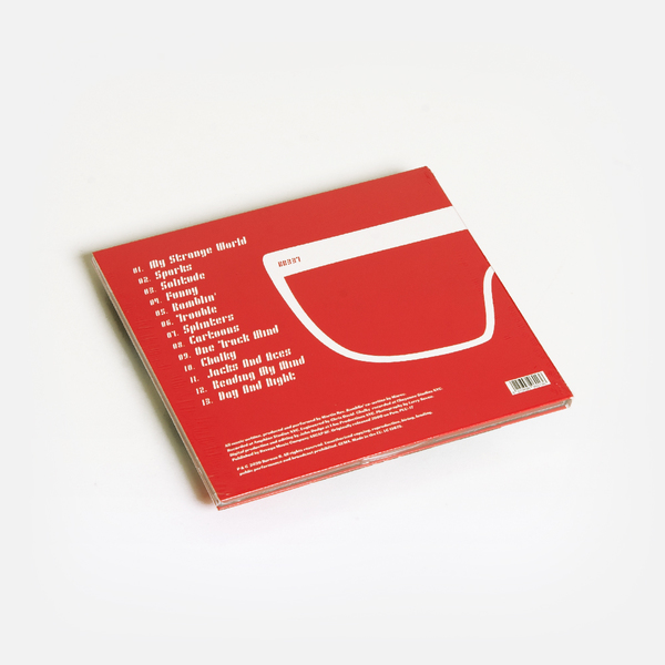 Strangewoeld cd b