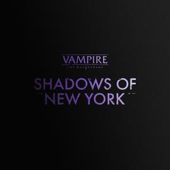 Resina   vampire  the masquerade   shadow s of new york soundtrack digital cover