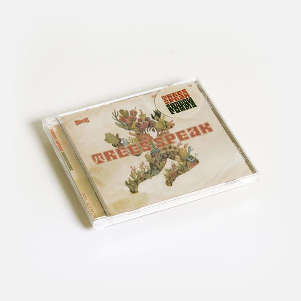 Treesspeak cd f