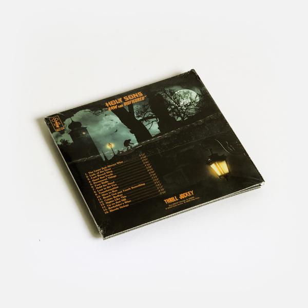 Rawdisfigured cd b