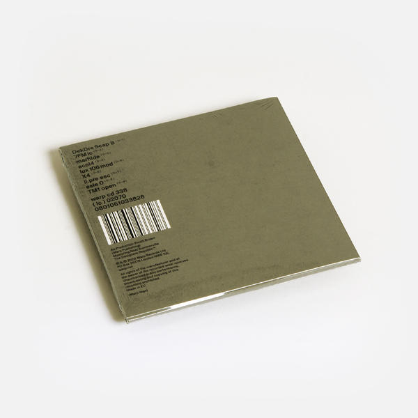 Autechre cd b