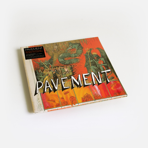 Pavement f