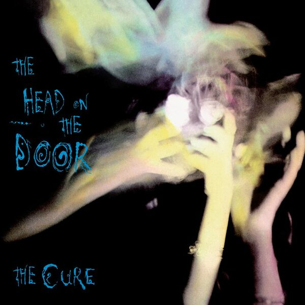 The cure the head on the door album cover 820
