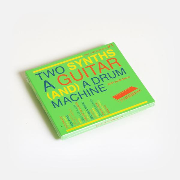 Twosynths cd f