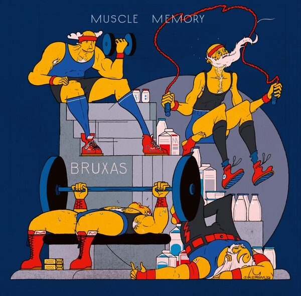 Bruxas musclememory front web