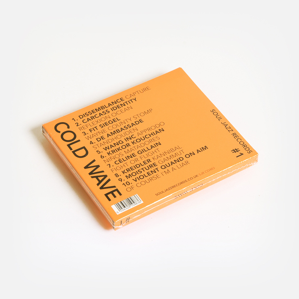 Coldwave cd b