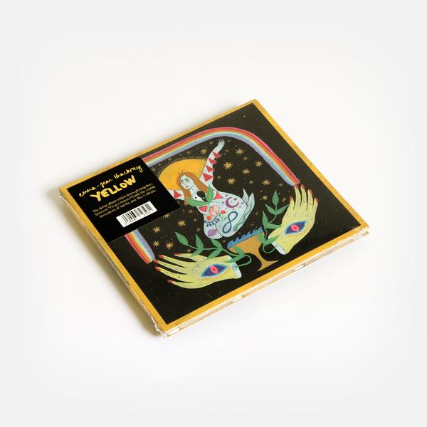 Yellow cd f