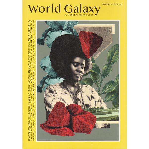 World galaxy cover