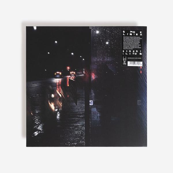 Space africa black vinyl 1