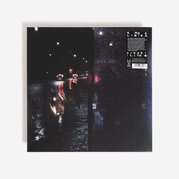 Space africa grey black vinyl 1