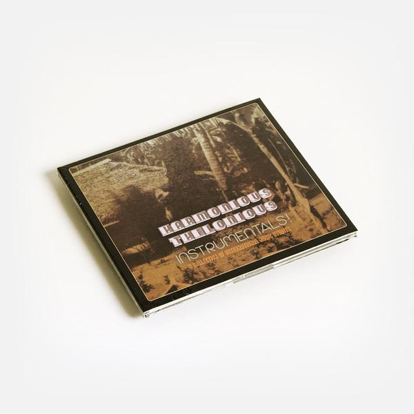 Harmonius cd f