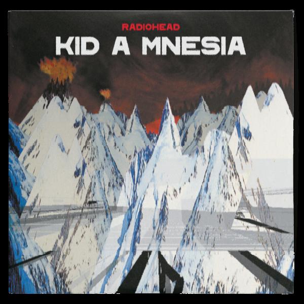 Radiohead kid a mnesia cd kid a
