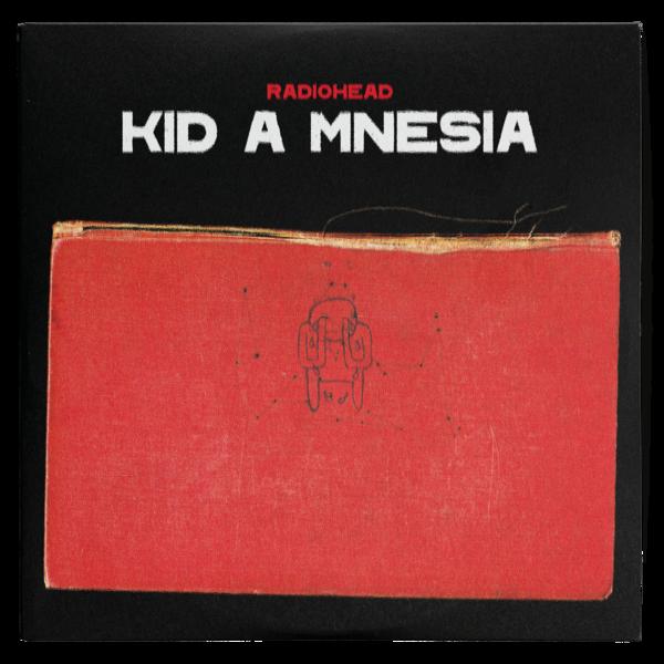 Radiohead kid a mnesia cd amnesiac