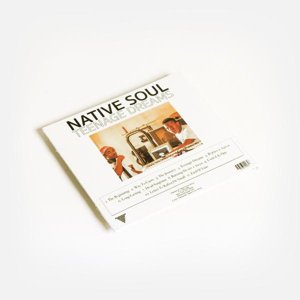 Nativesouls cd b