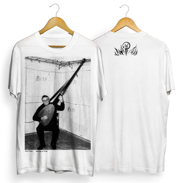 Kali tshirt white distro preview