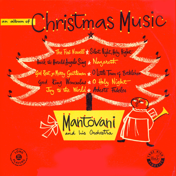 Mantovani and His Orchestra - An Album of Christmas Music - Boomkat