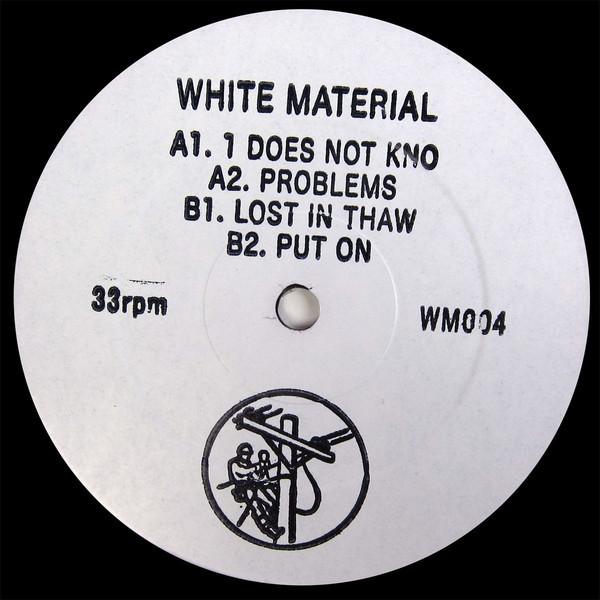 Whitematerial wm004 grande